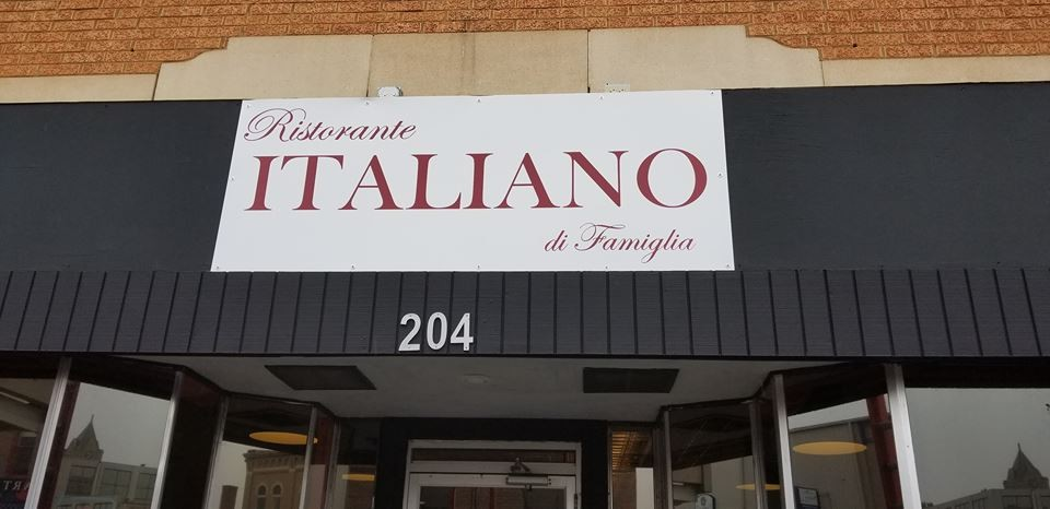 Ristorante Italiano di Famiglia hit with 12 violations at inspection in McPherson; expired and undated foods voluntarily discarded