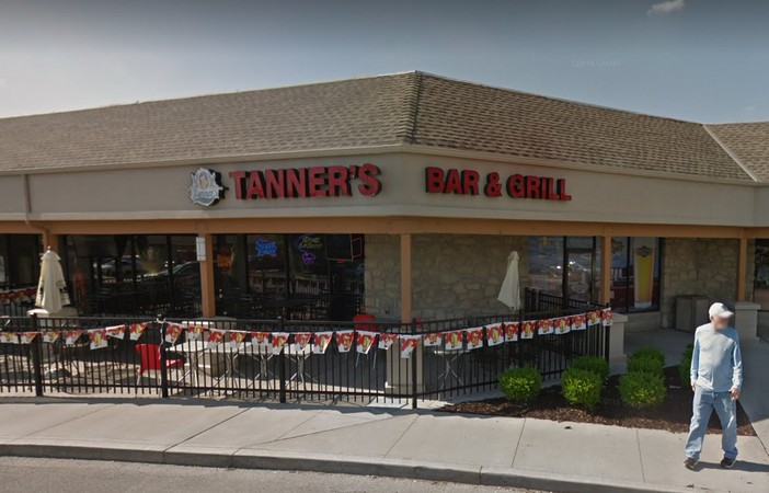 Tanner's Bar and Grill in Lenexa; citation issued by inspectors for inadequate cleaning and sanitizer of food contact surfaces