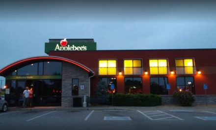 Wichita Applebee's bumbles inspection; Gray water coming out of floor drain located on bottom of make table cooler
