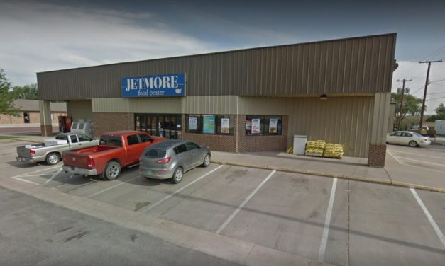 Jetmore Food Center blunders inspection; Employee moves trash can, doesn't wash hands, then starts placing toppings on pizza, 6 violations